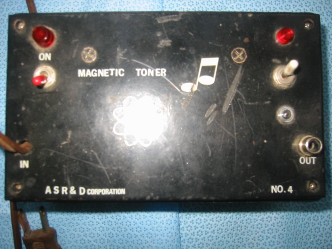 Magnetic Toner